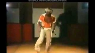 Rare Footage of James Brown Dancing